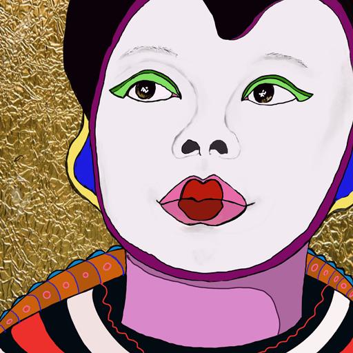 Geisha Face 2